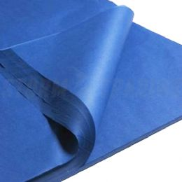 Blue Acid Free Tissue Paper 20x30""